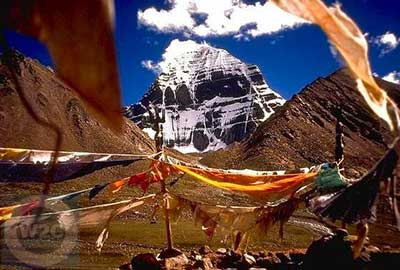 Earth Chakra 7 - Mount Kailash, Tibet